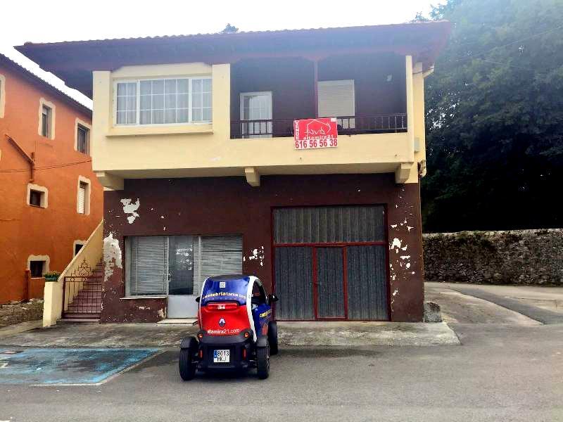 Casas de pueblo en cantabria amazing casa de escoyo - Cmi casas modulares ...