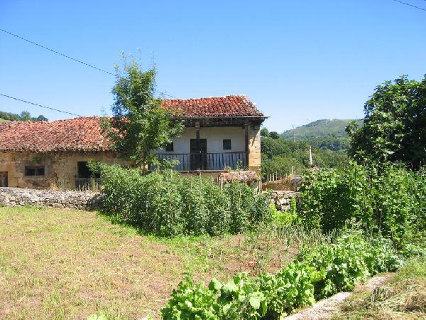 Casa rustica cantabria dise os arquitect nicos - Casa rustica cantabria ...