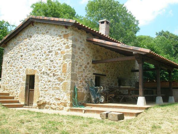 Asturias caba a rehabilitada a 10 kms de cangas de on s - Casas rurales con spa en cantabria ...