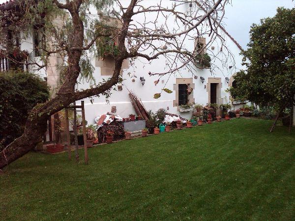 Casa rustica pareada de 200m2 y jard n de unos 100m2 for Jardin 200m2